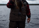 Brian with nice spring smallie