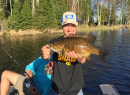 Steven with nice spring 2018 smallie