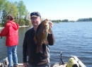 Turtle Flowage-Nice spring smallie